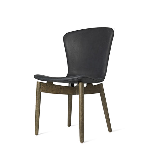 Shell Dining Chair | Dunes Anthrazit Black