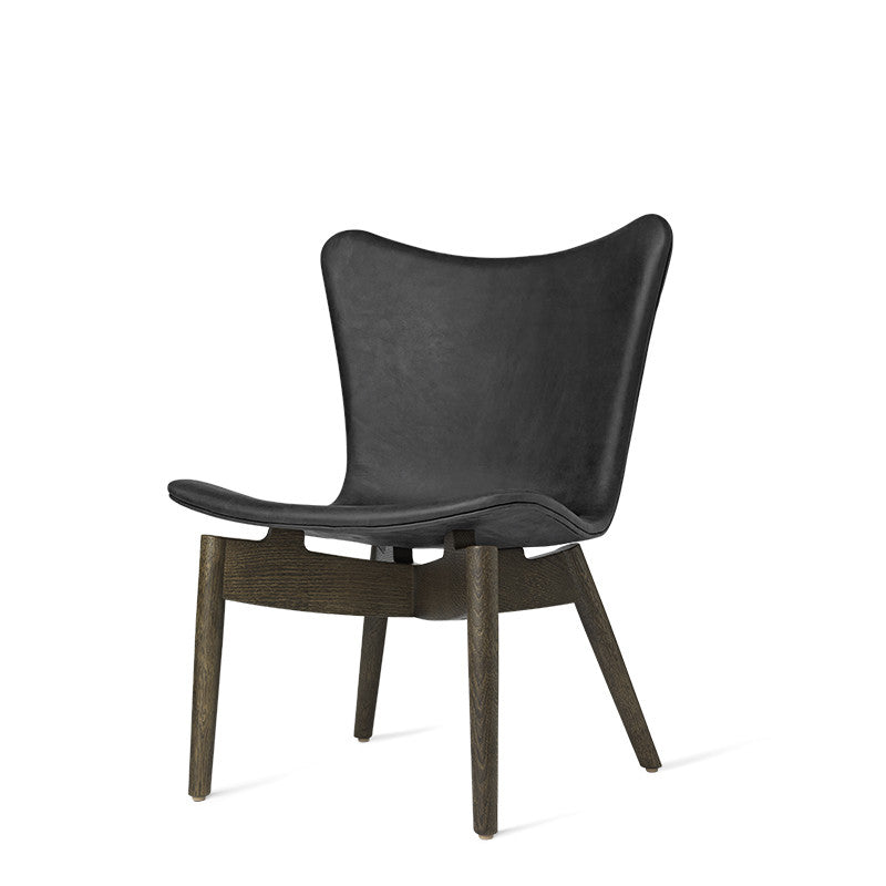 Shell Lounge Chair | Dunes Anthrazit Black