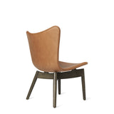 Shell Lounge Chair | Ultra Brandy