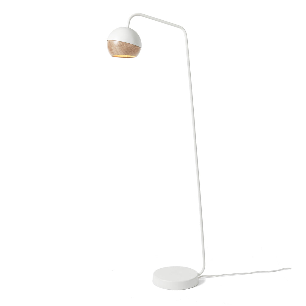 Ray Floor Lamp | White