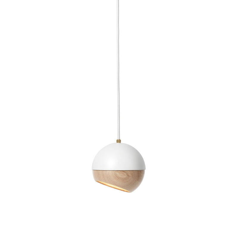 Ray Pendant Lamp | M White