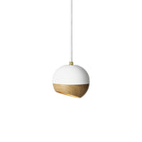 Ray Pendant Lamp | White