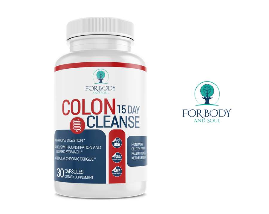 15 Day Colon Cleanse