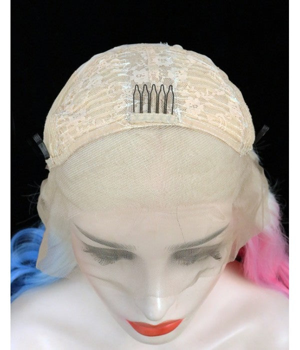 Harley Synthetic Lace Front Wig