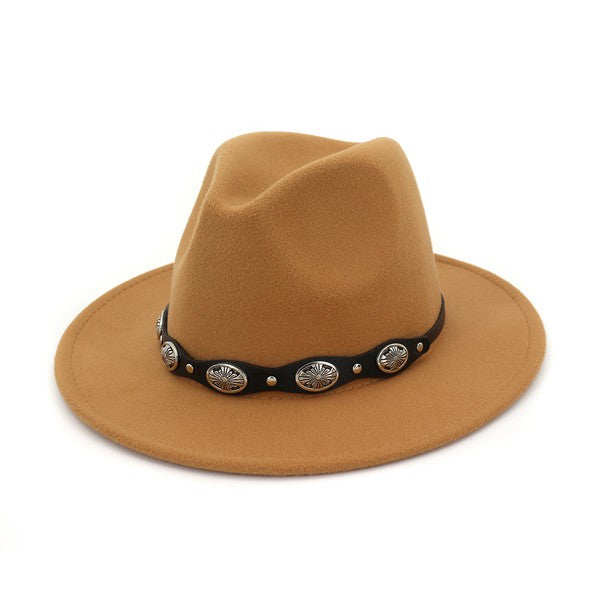 On Point Panama Hat (MULTIPLE COLORS)