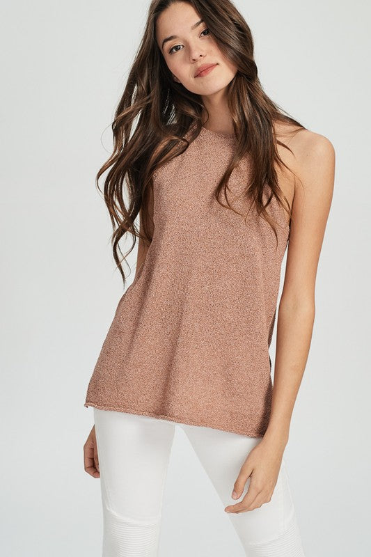 Sally Sells Seashells Sweater Tank