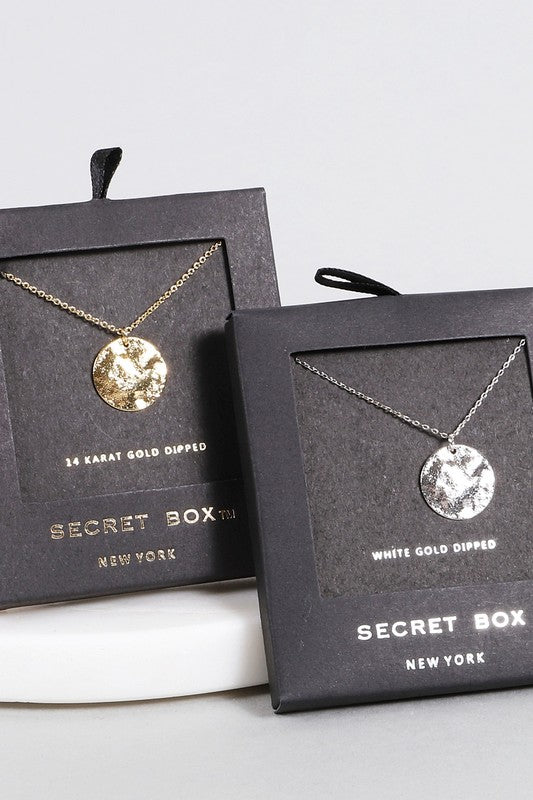 Secret Keeper Necklace