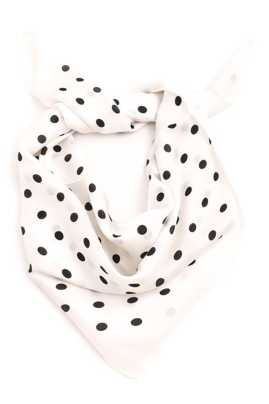 Seeing Spots Scarf