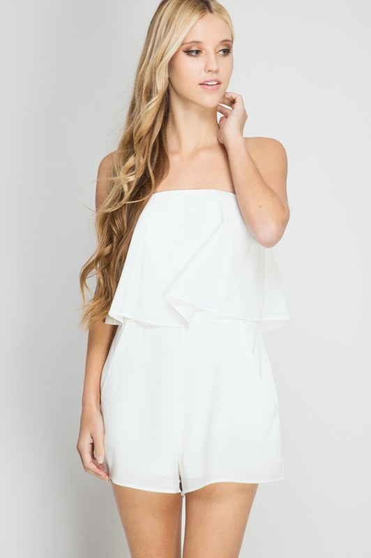 Simply Chic Romper