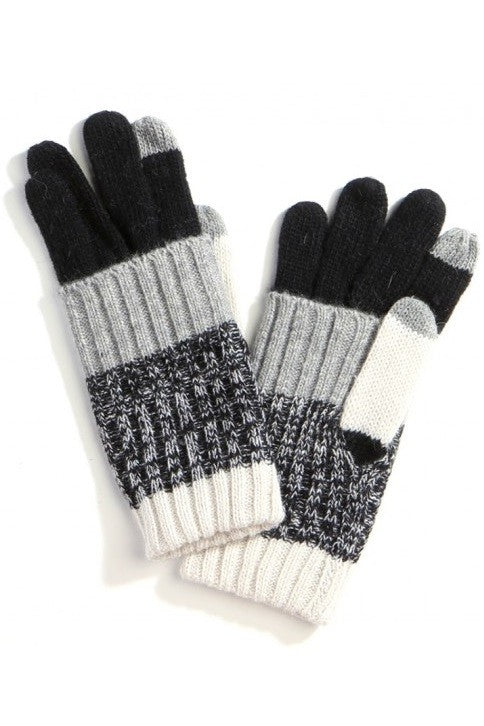 Sleigh Ride Wool Gloves
