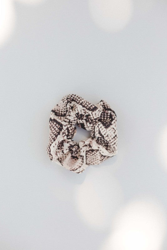 Printed Scrunchies (MULTIPLE COLORS)