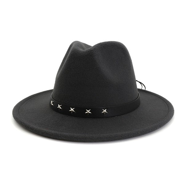 Star Point Panama Hat