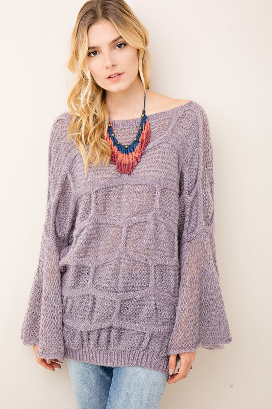 Sticks And Stones Sweater