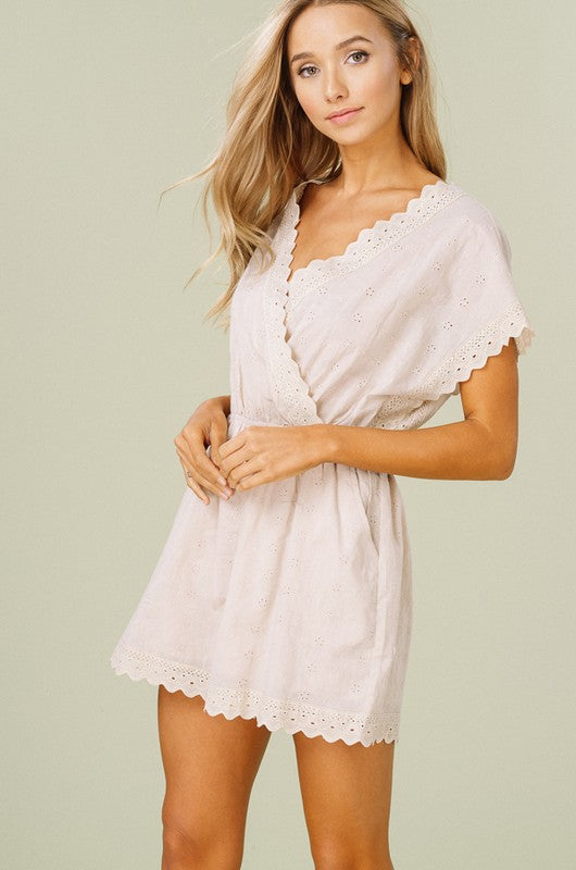 Sunday's Brunch Romper