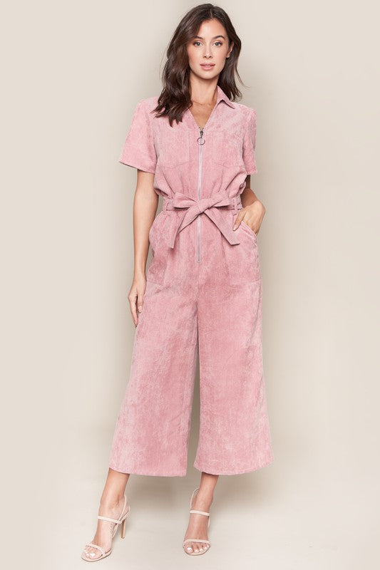 The Dakota Corduroy Jumpsuit
