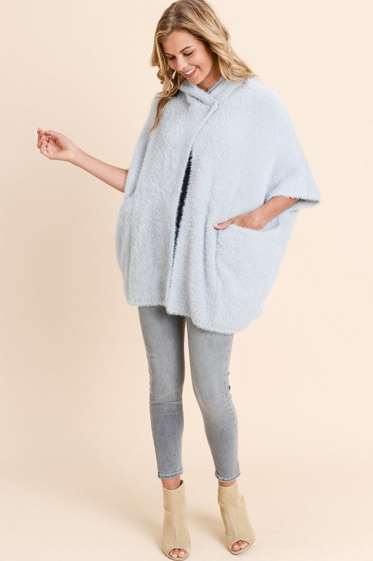The First Frost Poncho