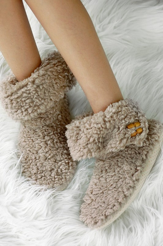 The Fluff Slippers