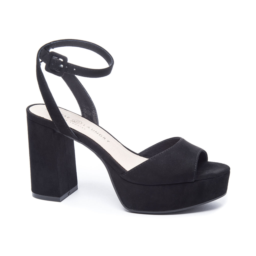 Theresa Suede Sandal