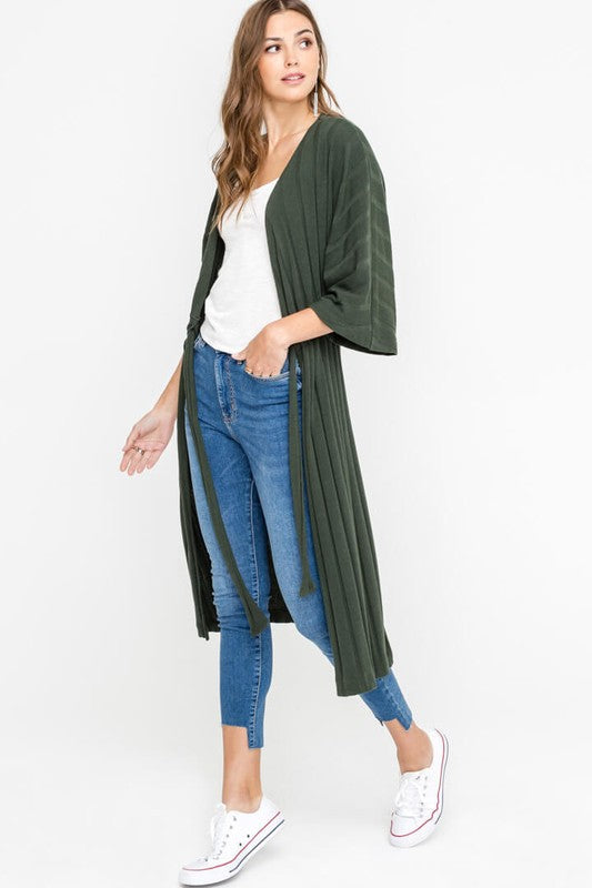 Thinking Out Loud Cardigan