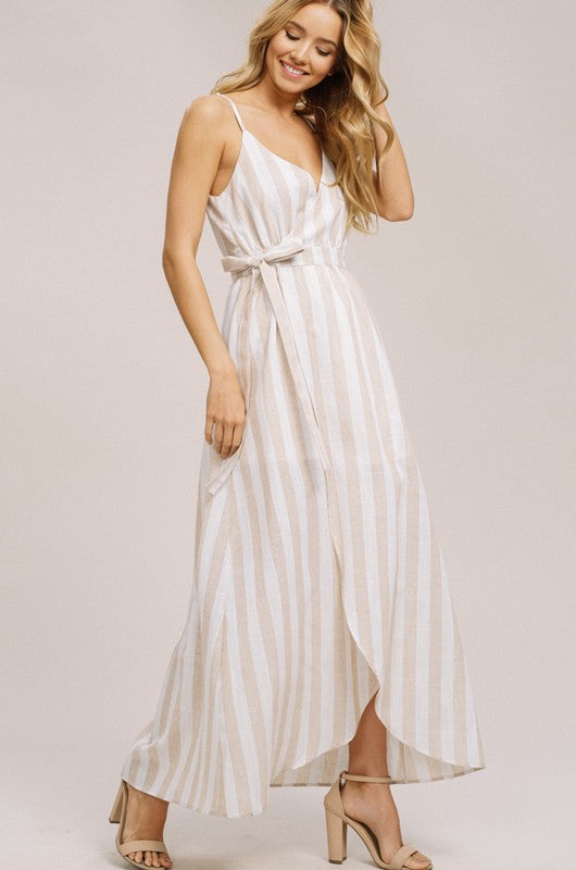 Toes In The Sand Maxi Dress