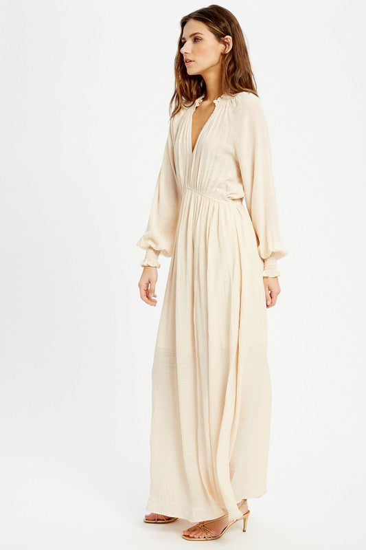Touched By An Angel Maxi Dress