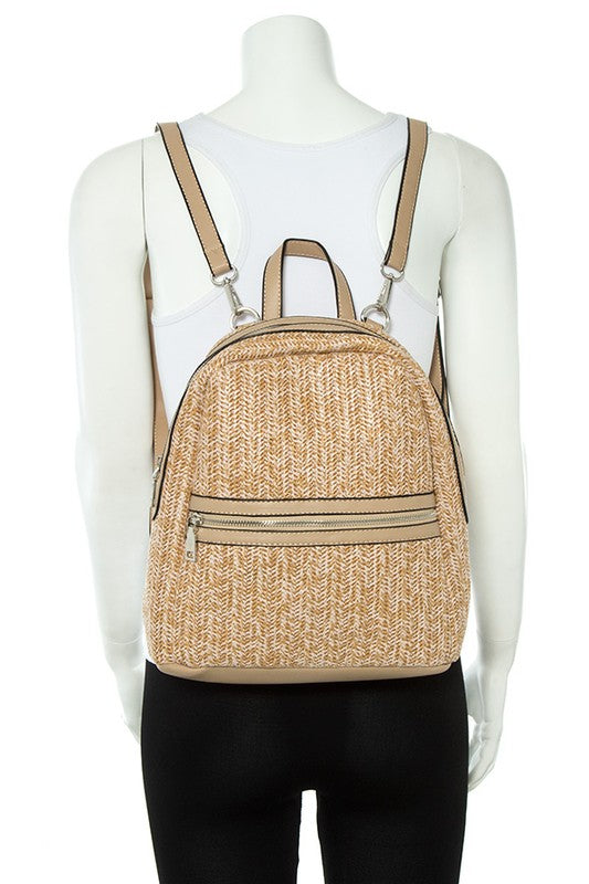 Weavin' Through Summer Backpack
