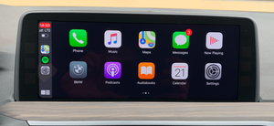 CarPlay Activation incl. Fullscreen and Video in motion