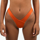 orange bikini bottoms