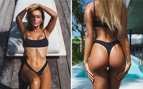 How To Choose The Best Bikini Bottoms For Your Shape