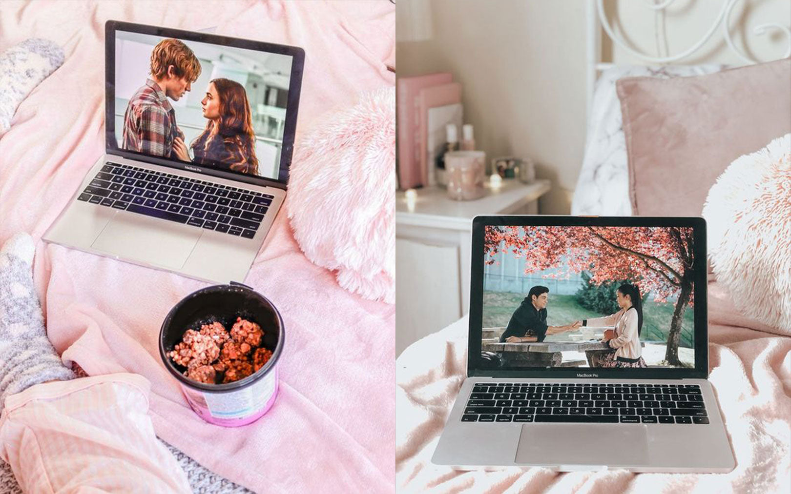 netflix and chill for self-care activity