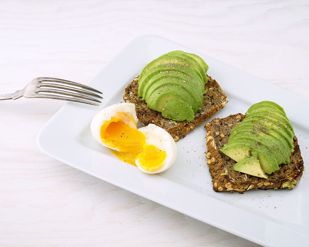 avocado toast for weight loss goal