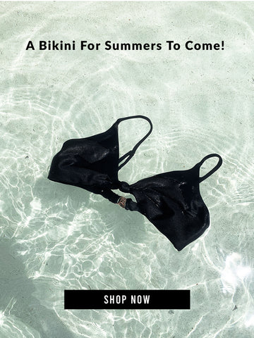 A sustainable bikini for summers to come