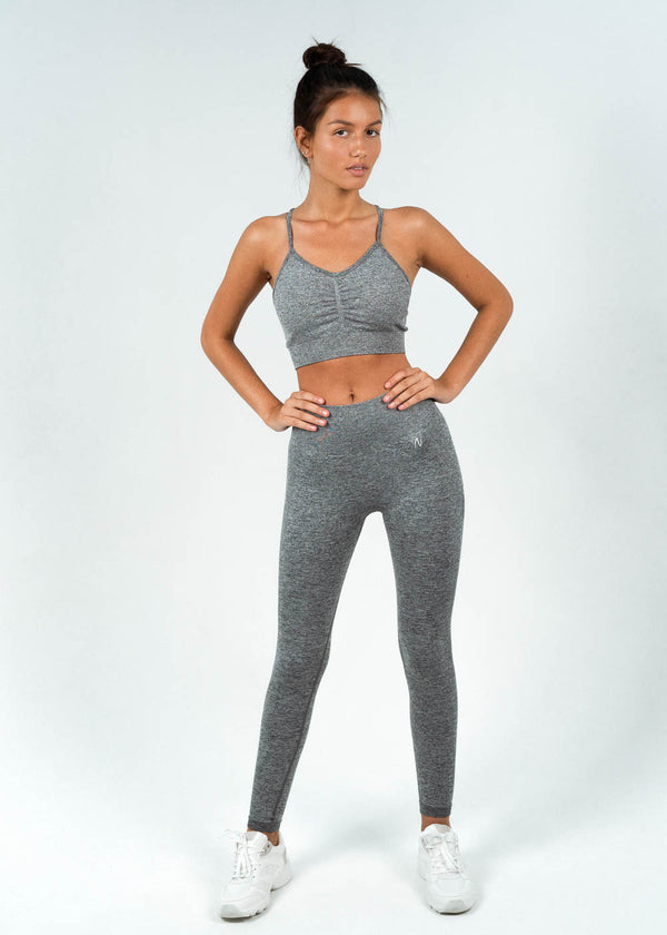 seamless full length leggings