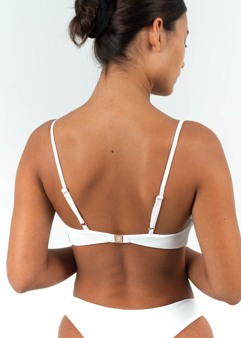 bikini top with adjusters