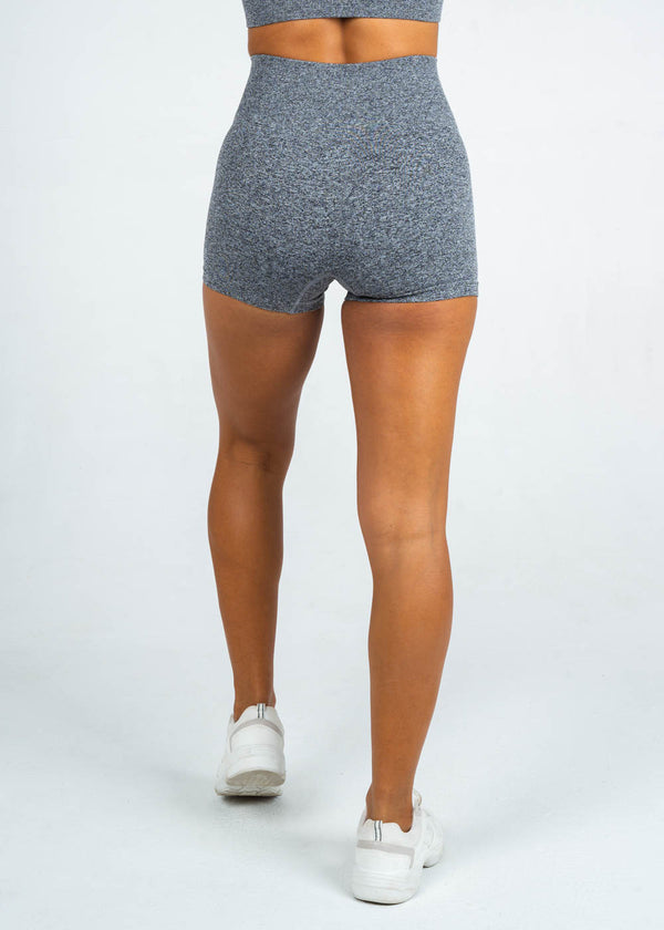 Seamless High Waisted Shorts