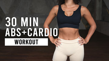 Abs & Cardio Workout To Lose Belly Fat