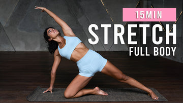 Full Body Stretch Routine For Flexibility, Mobility & Recovery