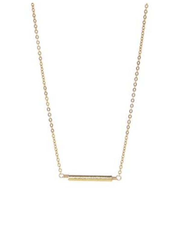 B.b Lila - Walk the Line Necklace