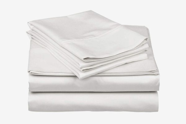 pure cotton flat bedsheet