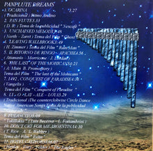Laden Sie das Bild in den Galerie-Viewer, CD Panflute Dreams