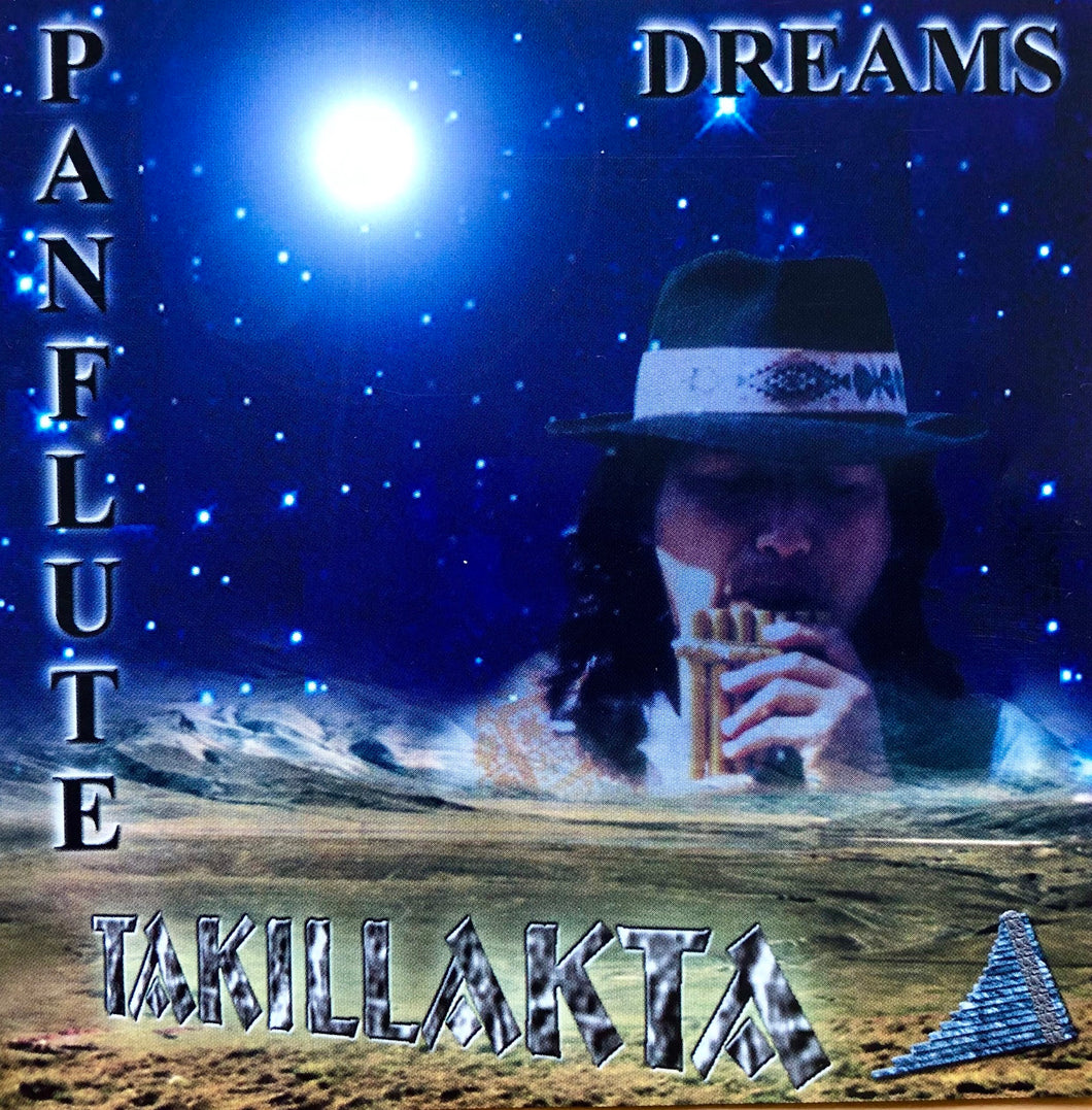 CD Panflute Dreams