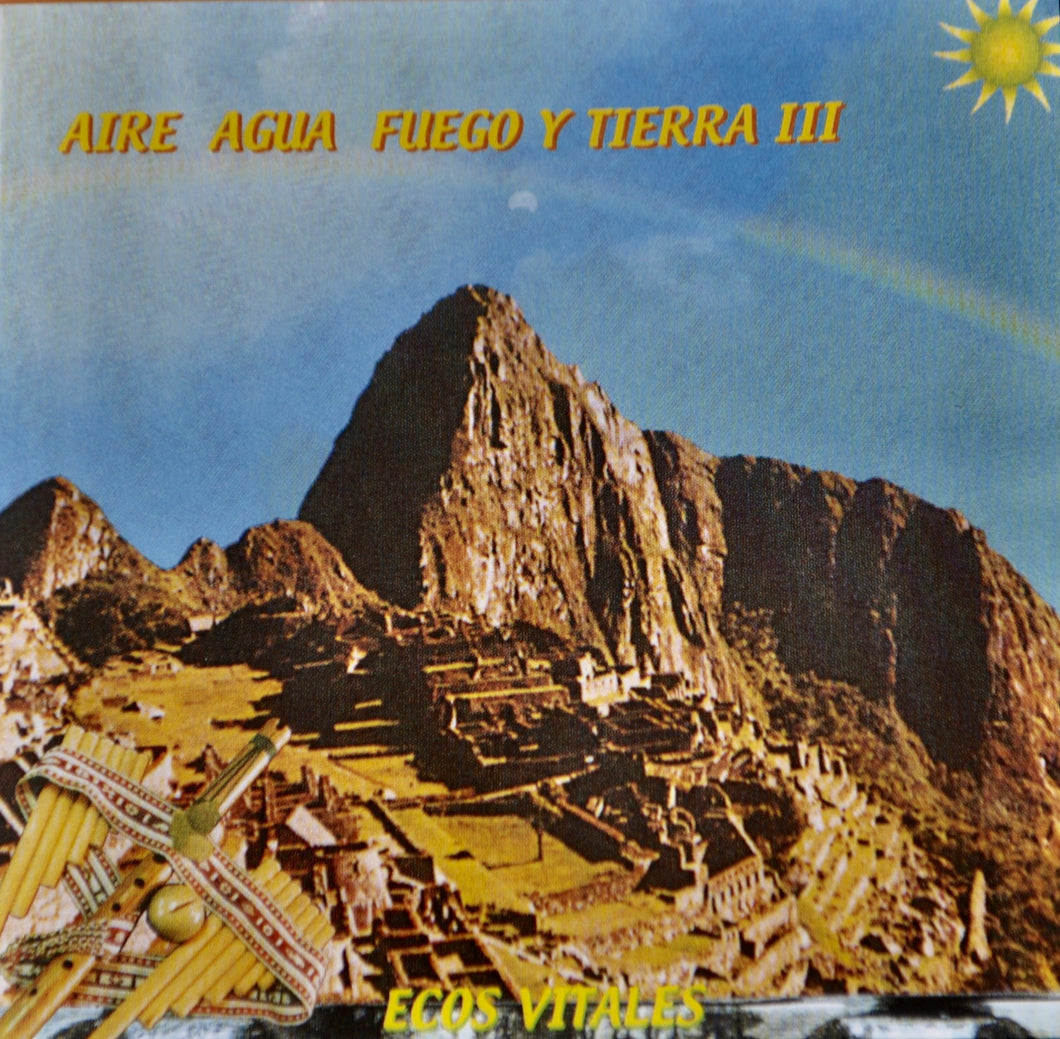 Musik Cd Aire III