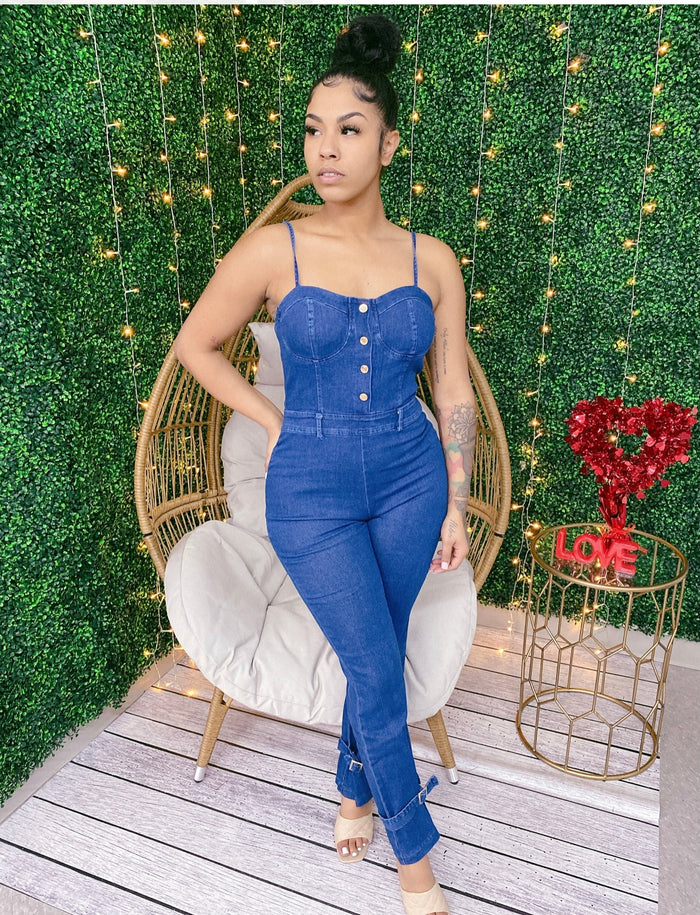 Kelli Girl Jumpsuit