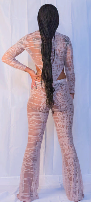 See Me Bodysuit and Pant Set