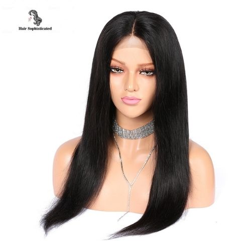 Straight 10A Full Lace Human Hair