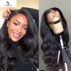 360 Body Wave Lace Frontal Wigs