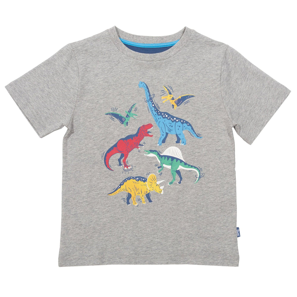 Kite Dinosaur stomp t-shirt