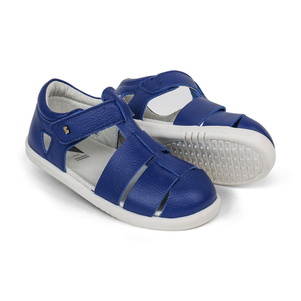 Bobux TIDAL Closed Sandal Blueberry