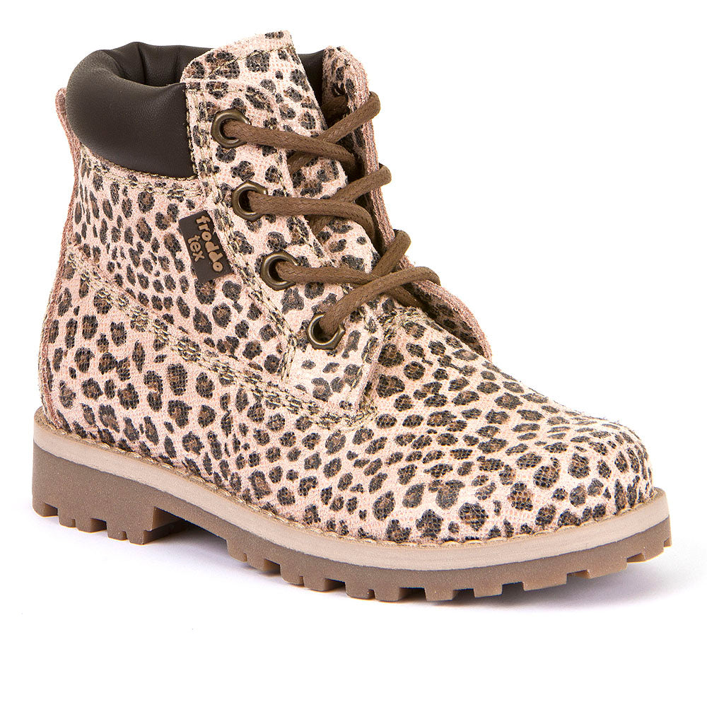 Froddo ankle boots - animal print - little-yu-boutique - Girls boots