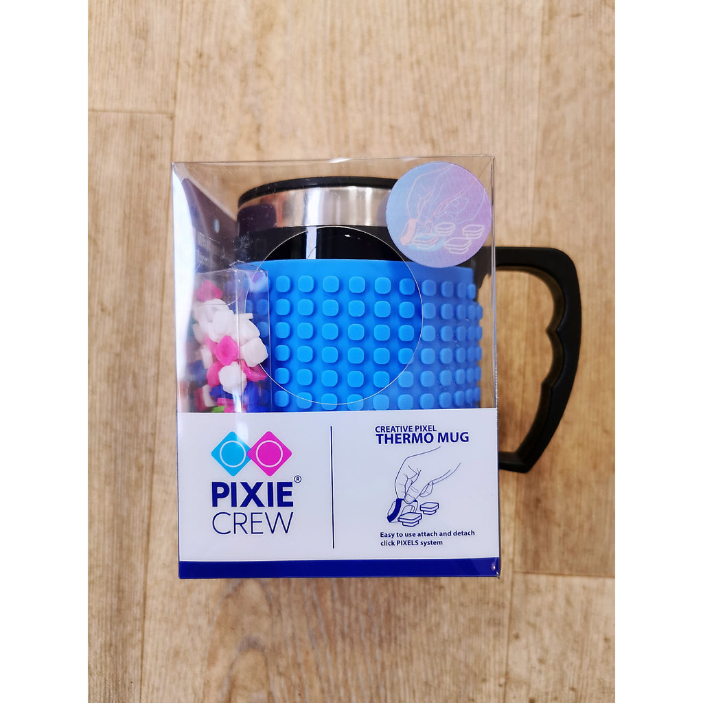 Pixie Crew Thermo Mug - Blue